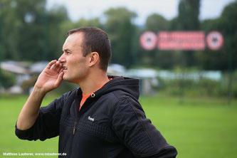 Erfolgreicher Einstand für unseren neuen Coach Vitali Baron