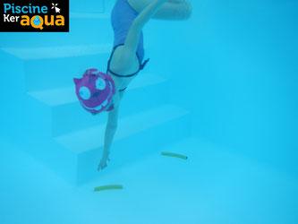 Piscine Ker aqua Rennes saint jacques leçon de natation
