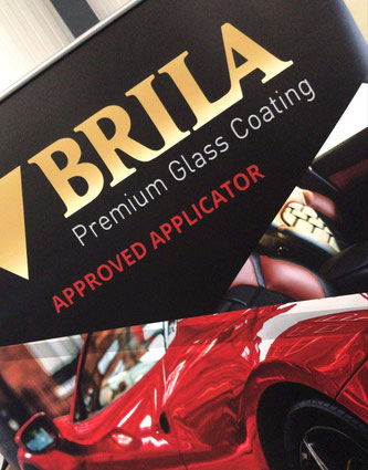 BRILA Premium Glascoatings laten aanbrengen bij | A1 Car Cleaning Bunschoten