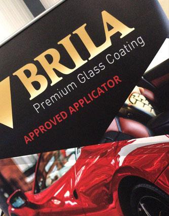 BRILA Premium Glascoatings laten aanbrengen bij | A1 Car Cleaning Bunschoten
