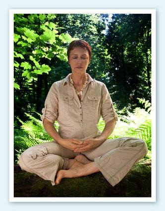 Barbara Eggers  Meditation und Reiki