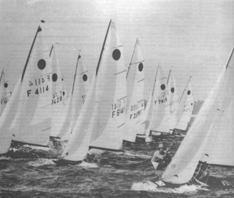 F 4114 en compétition