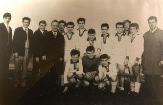 Die Oberpfalz-Meistermannschaft der A-Jugend