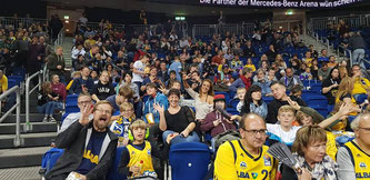 KSV AJAX Basketball goes ALBA BERLIN