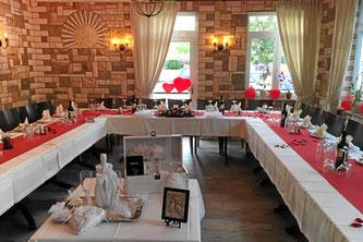 Nebenraum und Veranstaltungsraum, Restaurant Delphi Weil am Rhein