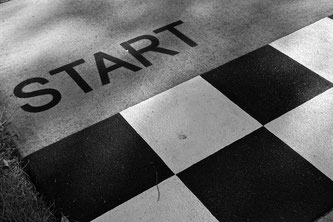 Start-Linie