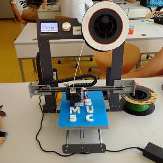 3D-Drucker der Firma 3D