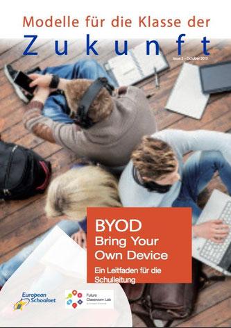 Titelblatt der BYOD-Broschüre