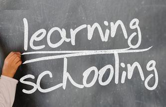 learning, schooling