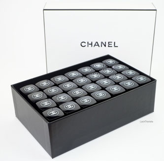 CHANEL LE VERNIS Nagellack nailpolish Collection