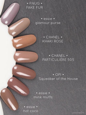 Vergleich / comparison swatch OPI • Squeaker of the House • Washington D.C. Collection fall 2016