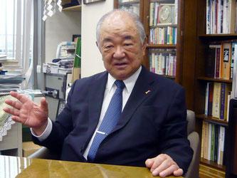 横山 清会長