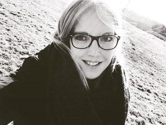"""Lena Teske berichtet in ihrem Blog """"Das Herz in der Hand"""" (Foto: selbst)"""