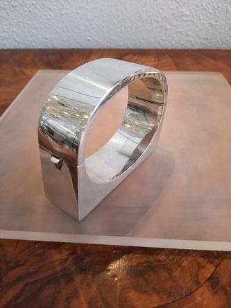 Kordelarmreif in Sterling Silber 925er