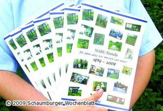 Die Festschrift zum Jubiläum. - Foto: Stephan Weichert