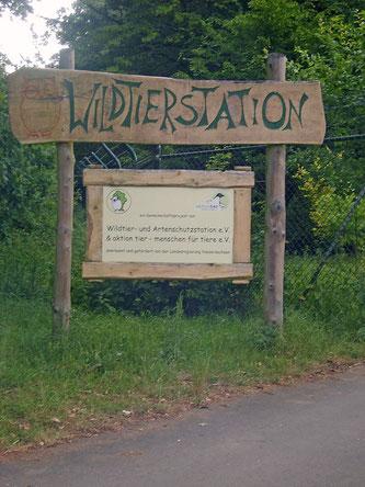 Die Wildtierstation in Sachsenhagen. - Foto: Kathy Büscher