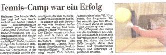 Segeberger Zeitung, Februar 2012