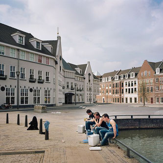 Brandevoort in Helmond, foto: Werry Crone