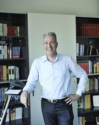Frank Bohle, geschäftsführender Gesellschafter von Schwalbe. Foto: Schwalbe
