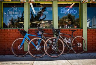 Das Fahren wurde vom Mountainbike revolutioniert und wäre vor wenigen Jahren am Renner noch undenkbar gewesen