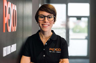 Laura Christ Marketing Managerin B2B ©PEXCO