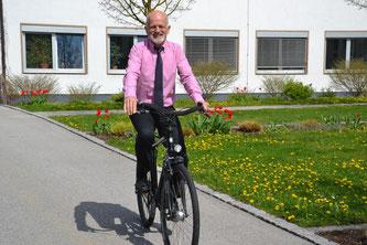 Erich Raff, Oberbürgermeister der Großen Kreisstadt Fürstenfeldbruck