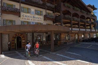 Hotel Croce Bianca - Rennrad ©Orler Images