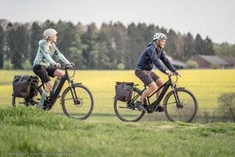 Beim E‑Bike ist nicht der E‑Motor die alleinige Kraftquelle