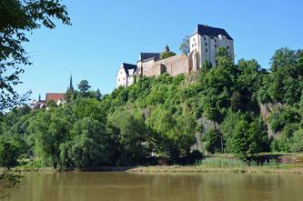 Burg Mildenstein an der Freiberger Mulde - Foto: Andreas Schmidt