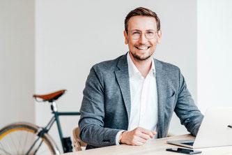 Carsten Reetz, Mitglied der Geschäftsführung - Unternehmensentwicklung & Vertrieb bei Deutsche Dienstrad