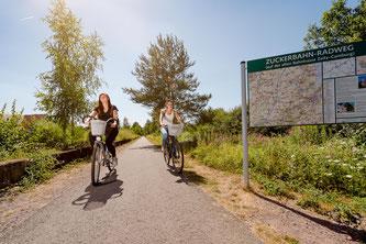 Zuckerbahnradweg — Copyright: Saale-Unstrut-Tourismus e.V., Transmedial