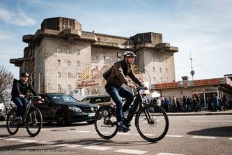 Ein E‑Bike fühlt sich an wie sehr fitte Beine – das macht einfach Lust aufs Pedalieren
