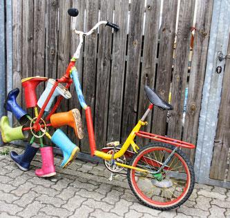 Geistesblitze rund ums Rad? Beim Erfinderwettbewerb der Spezialradmesse bis 1. April anmelden unter info@spezialradmesse.de