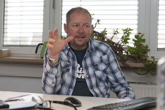 Portrait Gerhard Schwarz