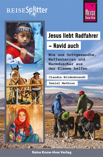 Claudia Hildenbrandt und Daniel Mathias veröffentlichen ihren Reisebericht im Reise Know-How Verlag