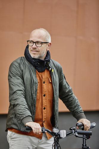Fredrik Carling, CEO von Hövding