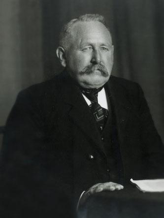 SKS Gründer Karl Scheffer Klute