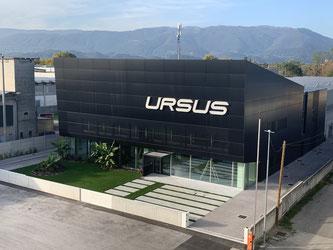 Firmengebäude Ursus