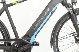 Hercules Edison Sport, ein hochwertiges, durchdachtes E-Tourenrad