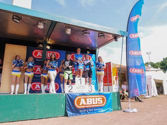 ABUS Ruhrbike-Festival Siegerehrung