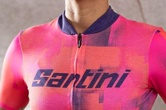 Santini Forza Jersey | Polartec® Delta™