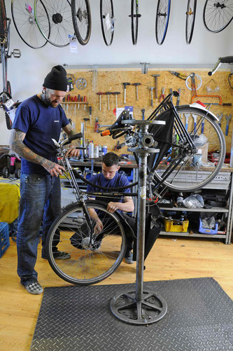 Radwelt Berlin - Fahrradladen, Verleih, Werkstatt