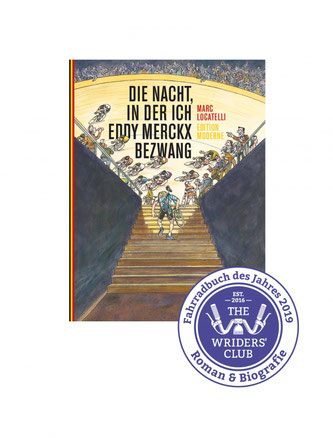 Marc Locatelli: Die Nacht, in der ich Eddy Merckx bezwang