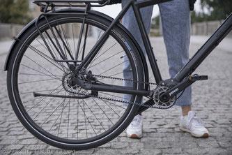 Der Luftreifen ist elementar für Rollwiderstand, Traktion und Komfort des Rads.