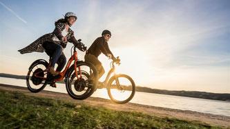 Messepremiere feiert das Stadt E-Bike S1 von Elby