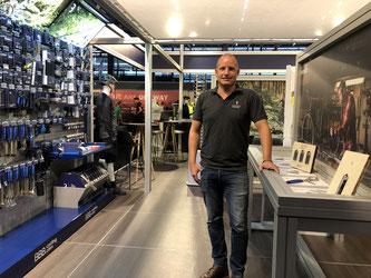 Sander Prins ist in den Bundesländern Berlin, Brandenburg, Mecklenburg-Vorpommern, Sachsen, Sachsen-Anhalt und Thüringen im Einsatz