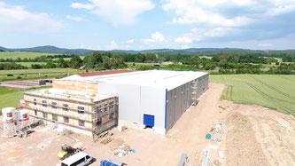 Büchel investiert rund acht Mio. Euro in neue Fertigungsstätte nach Industrie 4.0 Standard