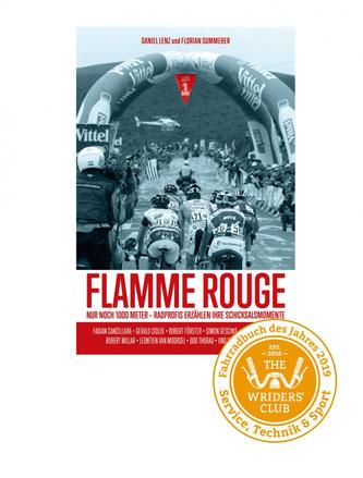 Daniel Lenz, Florian Summerer: Flamme Rouge – Nur noch 1000 Meter