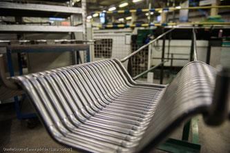 Stahl ist besonders robust und langlebig. Ideal für Kinderfahrzeuge