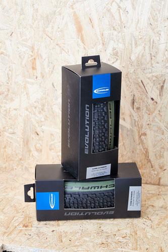 Schwalbe bringt Special Edition Reifen mit Olive-Skin